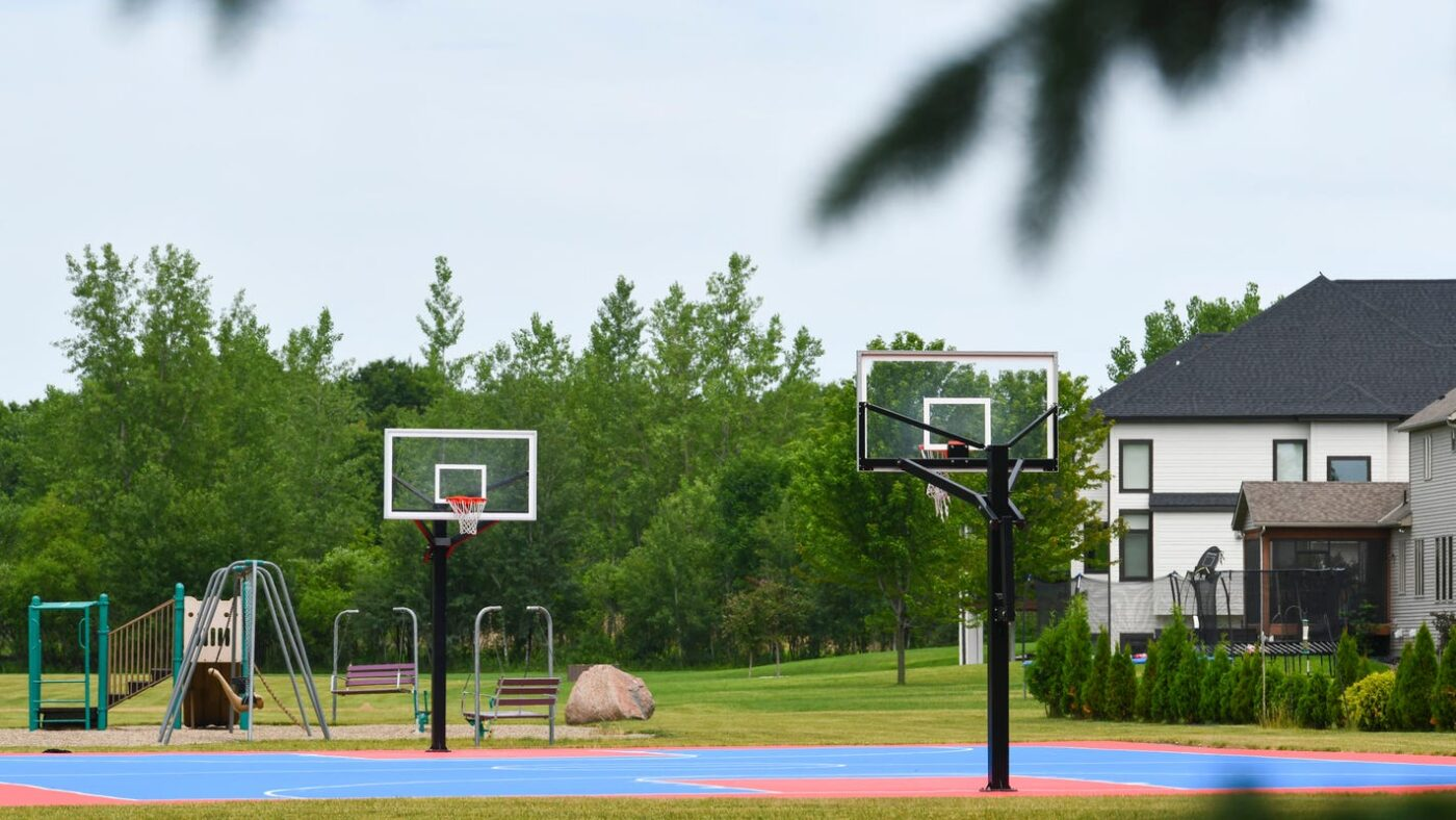 What Are The Parts Of Basketball Court?