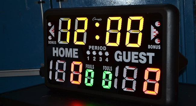 shot clock basketball