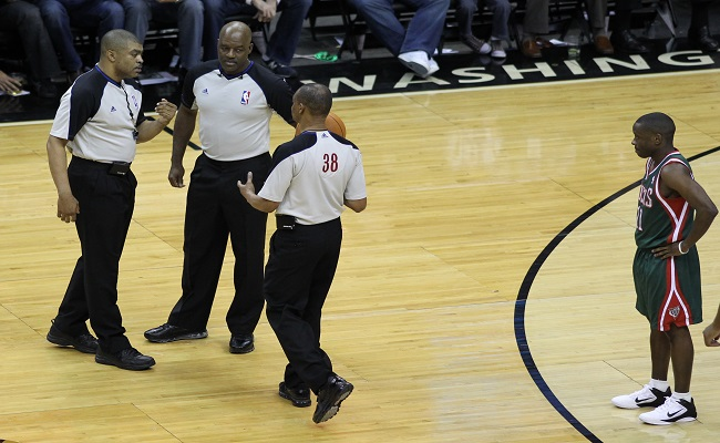 Why Do NBA Players Argue With Referees?