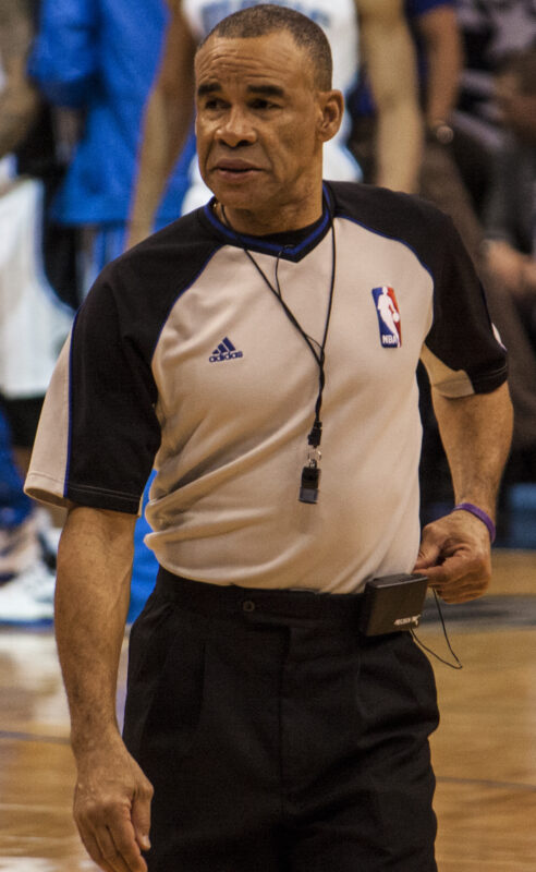 Why Do NBA Referees Have Numbers On Their Uniforms