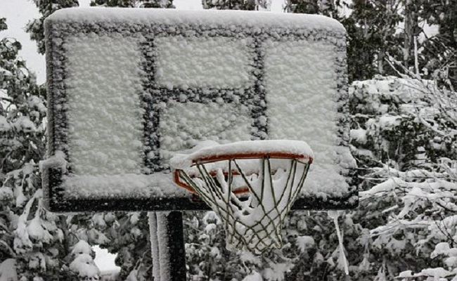 How To Play Basketball In Cold Weather